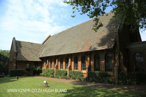 Kearsney College Chapel exterior. (1)