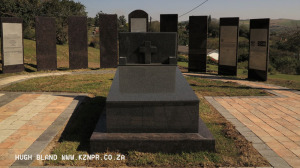 Groutville Congregational Church Albert and Nokukhanya Memorial (1)