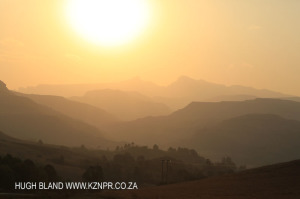 Himeville landscapes sunsets (2)