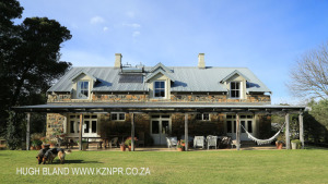 Lions Bush front facade - stables converted to C Browns home (3)