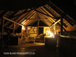 Tembe Elephant Park - Lounge
