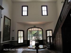 Princes Grant Club entrance and Reception (2)