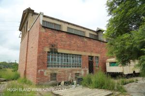 Mpushini - Old Motor Generation Plant - Closed 1962 - 29.42.41 S 30.28.24 E - (3)