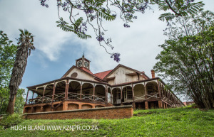 PMB - Fort Napier officers mess (1)