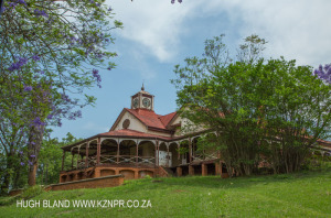 PMB - Fort Napier officers mess (5)