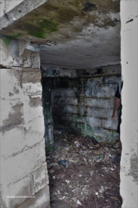 Durban North WWII Battery - bunker.